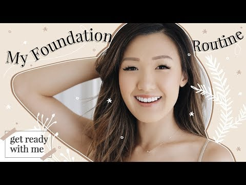 My Foundation Routine | Get Ready with Me