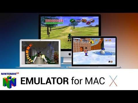 N64 Emulator for Mac OS X - Play Nintendo 64 Games on your Mac