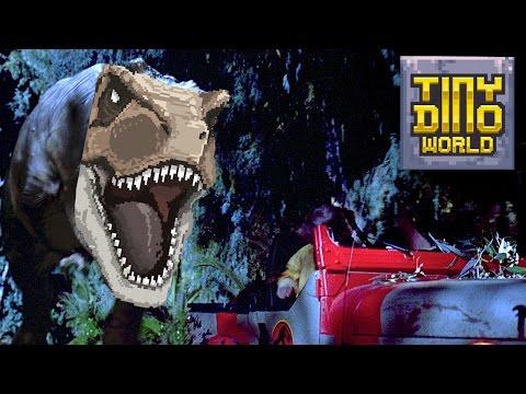 T.REX IS SUMMONED!! *6 STAR - Tiny Dino World