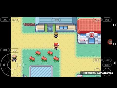 Fire red omega legends and some useful cheats