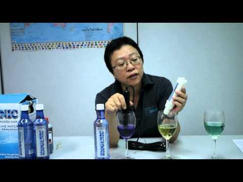 Biogenic Oxygenated Alkaline Water