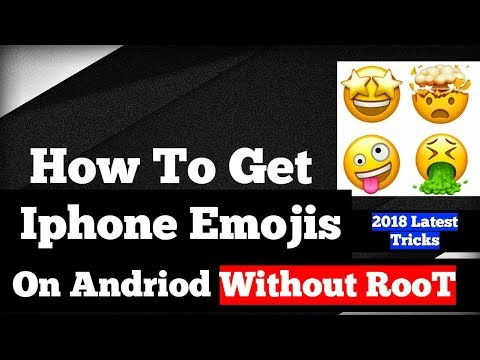How Do i Get IOS Emojis On My Android