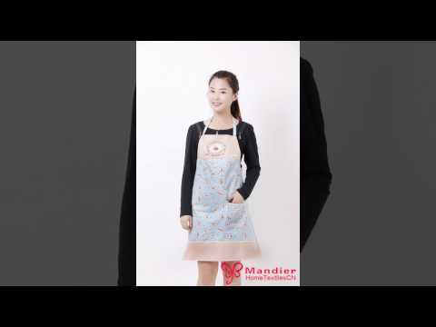 cotton cooking apron -- factory direct from china