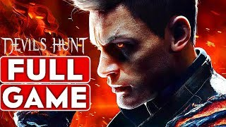 DEVIL'S HUNT Gameplay Walkthrough Part 1 FULL GAME [1080p HD 60FPS PC] - No Commentary