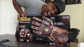 Download Marvel Legends Series - Infinity Gauntlet - UNBOXING!!! Video