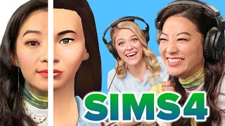 Arden Cho Controls Her Life In The Sims 4 • In Control With Kelsey Ep. 2