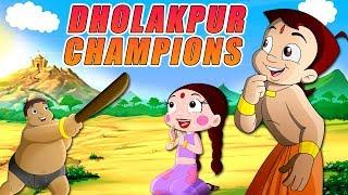 Chhota Bheem Dholakpur Ke Champions , Kids Video In Hindi