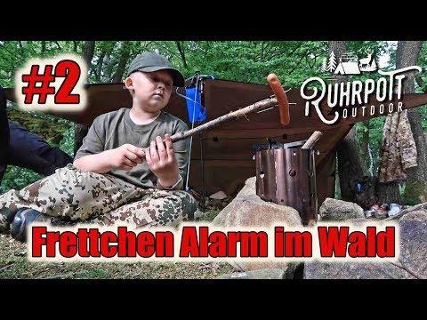 Frettchen Alarm im Wald #2 - Ruhrpott Outdoor