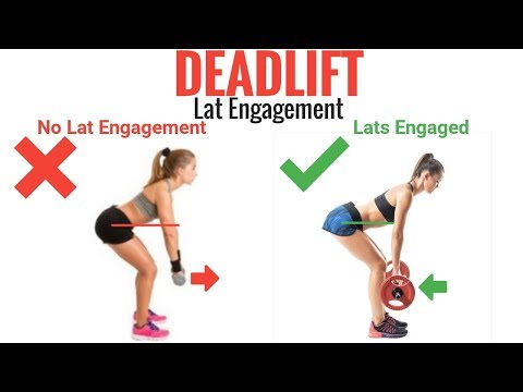 Deadlift Form Tip: How to Use Your Lats in a Deadlift