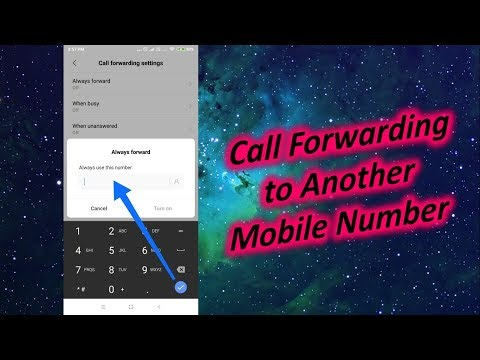 How to Divert Incoming Calls to Another Mobile Number in Redmi Note 5