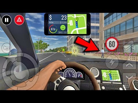 Taxi Game 2 - Driving Simulator by baklabs - Android gameplay