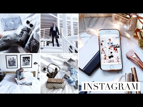 How I Edit My Instagram Photos With The iPhone 7 (Minimal Feed) + GIVEAWAY