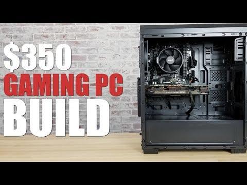 $350 Used Gaming PC Build (Ryzen 3 1300x & GTX 950)