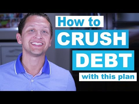 How to CRUSH DEBT with this plan