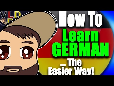 How To Learn German Faster & Easier! - Learning Tips & Tricks | VlogDave