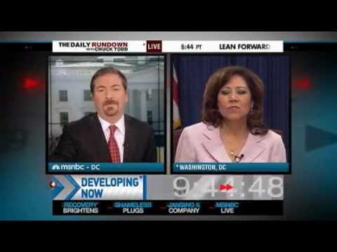 MSNBC - Jobs Numbers Show U.S. Economy On The Right Path 2-3-2012
