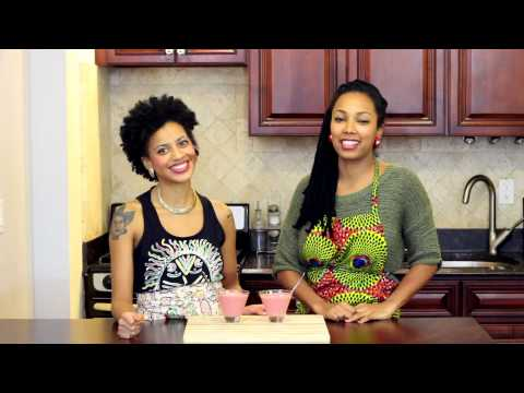 DIY Strawberry Frozen Greek Yogurt Recipe