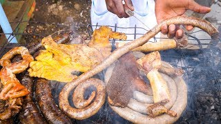 Street Food in Kenya - ULTIMATE KENYAN FOOD TOUR in Nairobi | East African Food Tour!