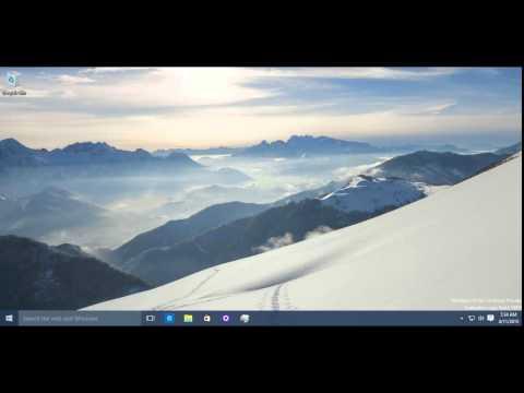 New Resizable Start menu in Windows 10
