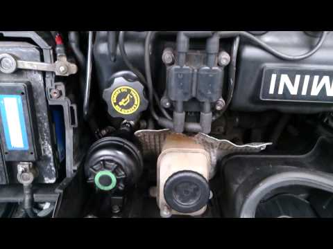 Mini Cooper r50 2002 power steering pump issue