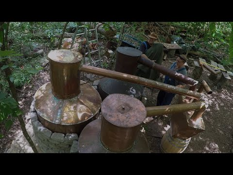 Three Pots, Three Mashes | Moonshiners