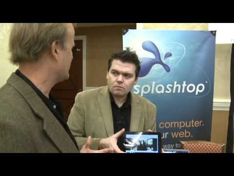 CES 2011 - Access PC or Mac remotely on your mobile device