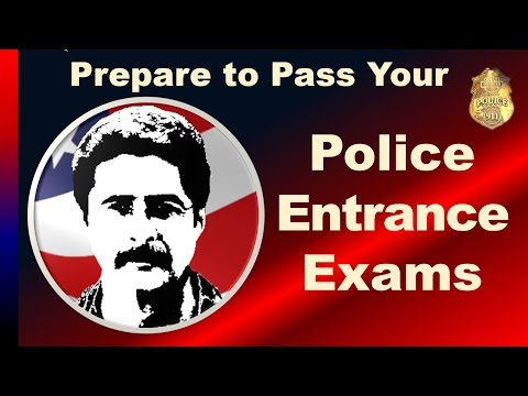What Questions will be Asked on Police Written Exam