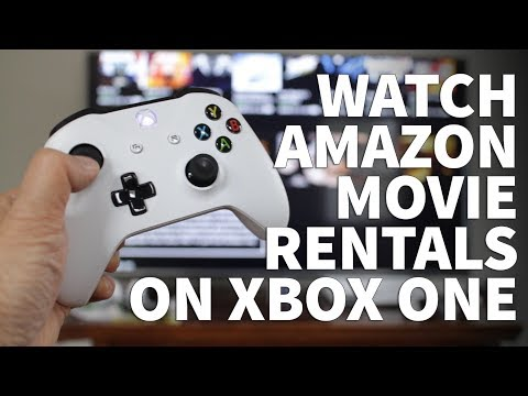 How to Rent Amazon Movie on Xbox One – Xbox One Movie Streaming