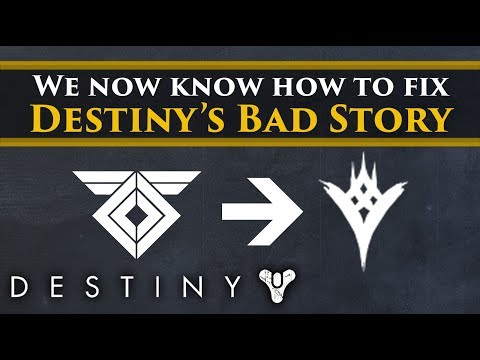 Destiny 2 - Warmind shows us the problems with (and solutions to) Bad Destiny Story Campaigns