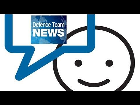 Defence Team News - January 31, 2018