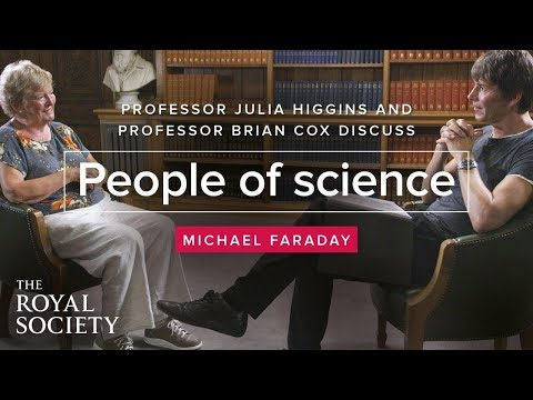 People of Science with Brian Cox - Dame Julia Higgins