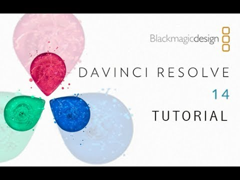 DaVinci Resolve 14 - Full Tutorial for Beginners [COMPLETE]* - 15 MINUTES!