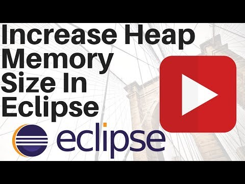 HOW TO INCREASE ECLIPSE MEMORY SIZE DEMO
