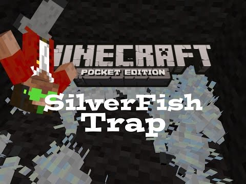 ✔ Silverfish Trap - 0.9.0 - Minecraft PE