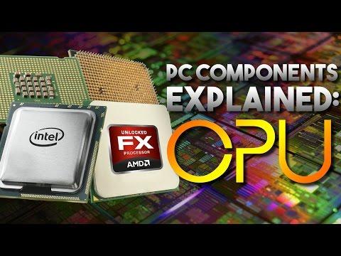 Computer Components Explained: Processors