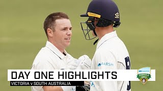 Harris, Maddinson go big as Vics dominate Redbacks | Marsh Sheffield Shield 2019-20