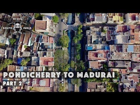Pondicherry to Madurai - South India Bike Tour - Part 2