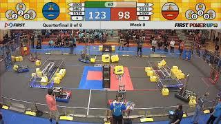 Quarterfinal 8 - 2018 Week 0
