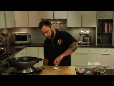 Breville Presents KO Pies: Chef Sam Jackson creates an Australian Meat Pie Recipe