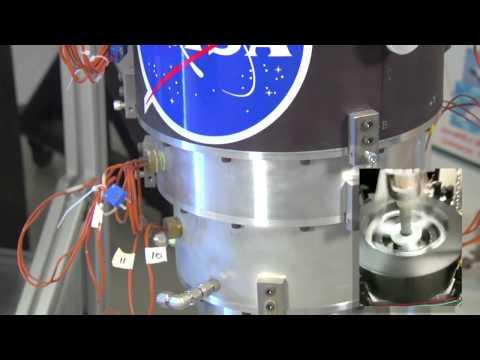 NASA 360 Flywheel Energy Storage [HD]