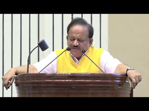 Dr Harsh Vardhan addresses scientists on 20th National Technology Day celebrations in New Delhi