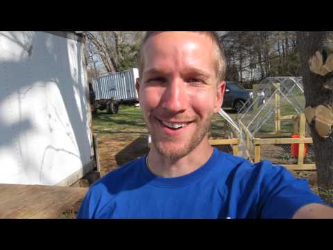 FoodCyclist Farm video update 4-28-2013