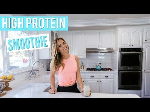 Get Lean: High Protein Smoothie