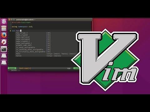 Podešavanje vim okruženja | instalacija vima | ubuntu | Installation VIM editor | linux |