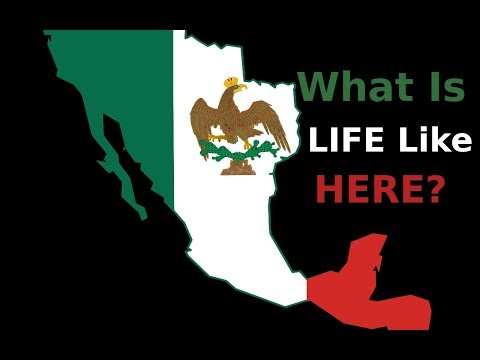 What is LIFE in Mexico REALLY like?