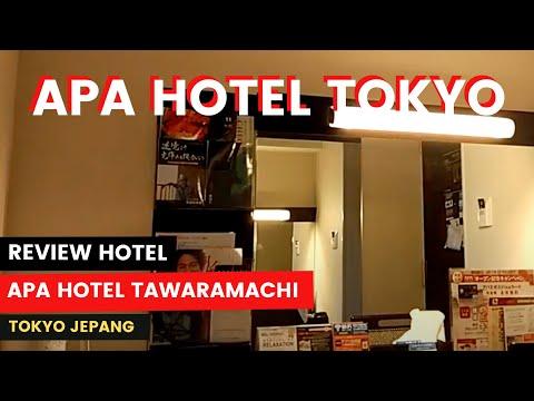 APA HOTEL TAWARAMACHI EKIMAE ASAKUSA TOKYO - REVIEW HOTEL