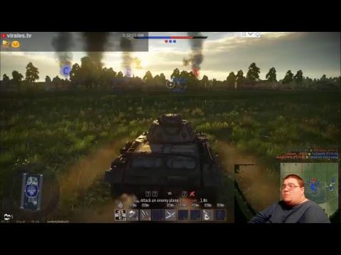 War Thunder Zotac Geforce GTX 1050ti Video Card Game Play