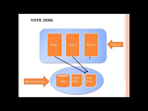 Voting disk