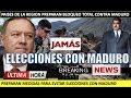 Pactan Bloqueo Internacional A Maduro Por No Salir Del Poder