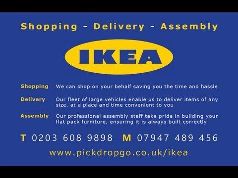 IKEA AKURUM Corner Cabinet Assembly Instruction Video PICKDROPGO